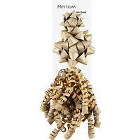 John Lewis Flitter Bow and Curl Swirl