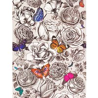 Osborne & Little Butterfly Garden Paste the Wall Wallpaper, W6592-01