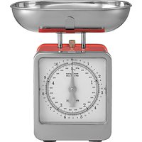 John Lewis Retro Mechanical Kitchen Scale, 5kg