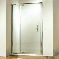 John Lewis 76 x 76cm Shower Enclosure with Pivot Door