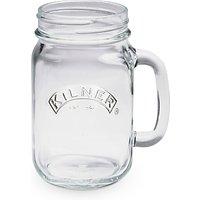Kilner Handled Jar Tankard, 0.4L