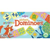 Eeboo Pre-School Picture Dominoes