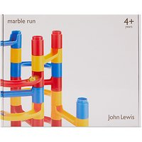 John Lewis Marble Run Game