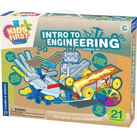 Thames & Kosmos Little Labs Intro To Engineering Science Kit