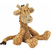 Jellycat Merryday Giraffe Soft Toy, Medium, Brown