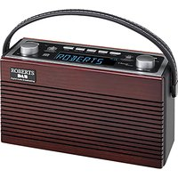 ROBERTS Classic Blutune Bluetooth DAB/DAB+/FM Digital Radio