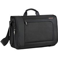 Briggs & Riley Verb Despatch 17 Laptop Messenger Bag, Black
