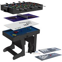 BCE Riley 12-in-1 Folding Multi Games Table