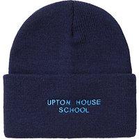Upton House School Ski Hat, Navy