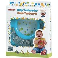 Halilit Baby Toy Tambourine