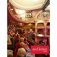 Red Letter Days Lunch and Matinee For 2