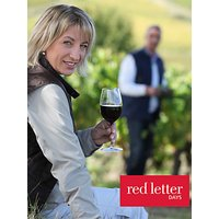 Red Letter Days English Vineyard Tour