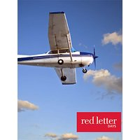 Red Letter Days 30 Minute Aircraft Flight