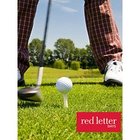 Red Letter Days Intermediate Golf Masterclass