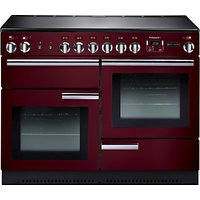 Rangemaster Professional + 110 Electric Range Cooker