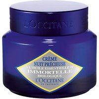 LOccitane Immortelle Precious Night Cream, 50ml