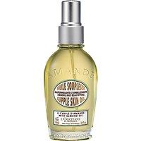 LOccitane Almond Supple Skin Oil, 100ml