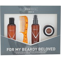 Men Rock Beard Care Kit
