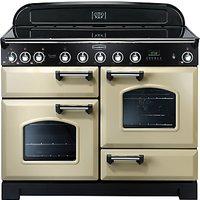 Rangemaster Classic Deluxe 110 Induction Hob Range Cooker