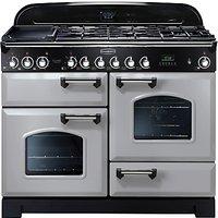 Rangemaster Classic Deluxe 110 Dual Fuel Range Cooker
