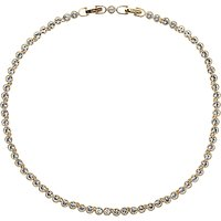 Cachet Swarovski Crystal Tennis Necklace