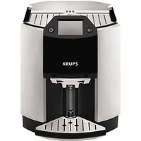 KRUPS EA9010 Espresseria Bean-to-Cup Coffee Machine, Silver