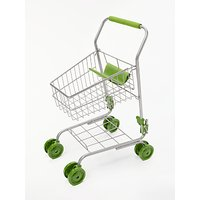 John Lewis Toy Waitrose Shopping Trolley