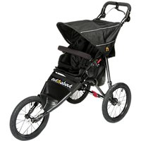 Out N About Nipper Sport V4 Pushchair, Black