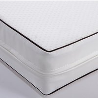 John Lewis Dual Purpose Pocket Spring Cotbed Mattress, 140 x 70cm