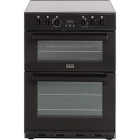 Stoves SEC60DOP Electric Cooker, Black