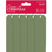 Docrafts Tags, Pack of 20