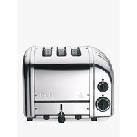 Buy Dualit 3 Slot Vario Toaster, Stainless Steel - John Lewis & Partners