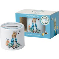 Beatrix Potter Peter Rabbit Wedgwood Money Box