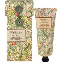 Heathcote & Ivory Morris & Co Golden Lily Hand Cream, 100ml