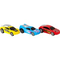 John Lewis Friction Cars, Pack of 3