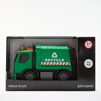 John Lewis Refuse Lorry, Small