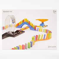 John Lewis Domino Run