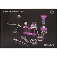 John Lewis 12-in-1 Water Experiment Set
