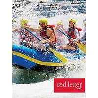 Red Letter Days White Water Rafting for Two