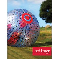 Red Letter Days Aqua Zorbing