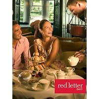Red Letter Days Champagne Afternoon Tea for Two