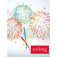 Red Letter Days Well Done £75 Gift Card