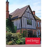 Red Letter Days Country House Escape for Two