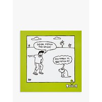 Card Mix Fetch the Stick Greeting Card