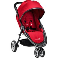 Baby Jogger City Lite Pushchair, Red