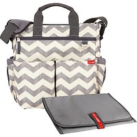 Skip Hop Duo Signature Changing Bag, Chevron