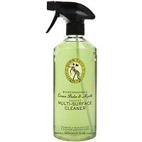 Town Talk Lemon Spray Surface Cleaner, 620ml