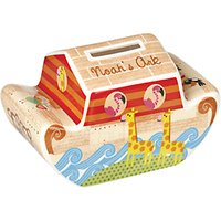 Little Rhymes Noah's Ark Money Box