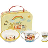 Little Rhymes Noah's Ark Egg Cup, Bowl and Mug Set