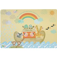 Little Rhymes Noahs Ark Placemat